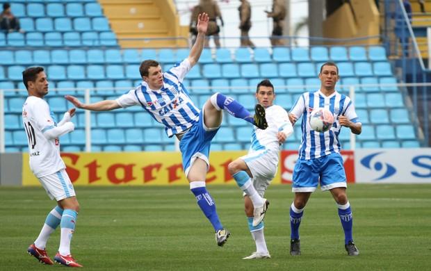Thiesen Avaí x Paysandu (Foto: Jamira Furlani/Avaí FC)