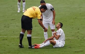 """Gaciba vê """"ruído"""" e diz que árbitro podia ter evitado expulsar Geuvânio"""