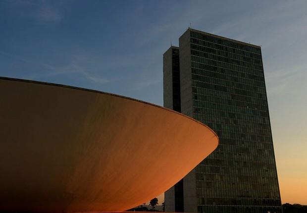 Congresso Nacional (Foto: Wilson Dias/Agência Brasil)