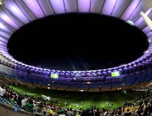 torcida reabertura maracanã  (Foto: André Durão / Globoesporte.com)