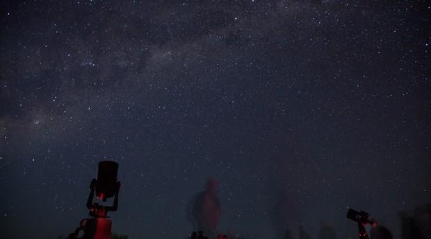 Telescópio (Foto: Reprodução/Pexels)
