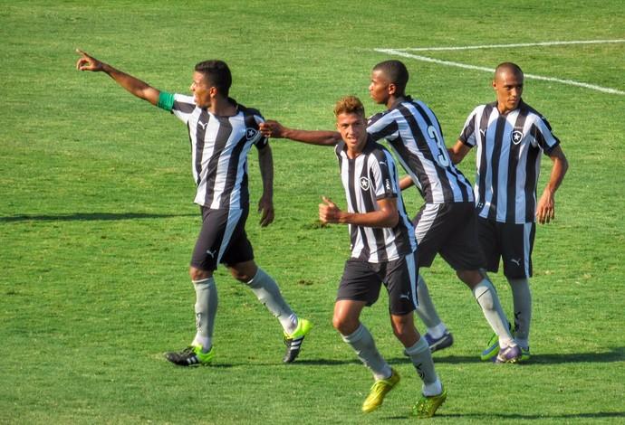Yuri, Botafogo, sub-20 (Foto: Fabio de Paula / Botafogo)