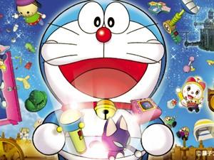Personagem japonês Doraemon (Foto: Divulgação/Facebook)