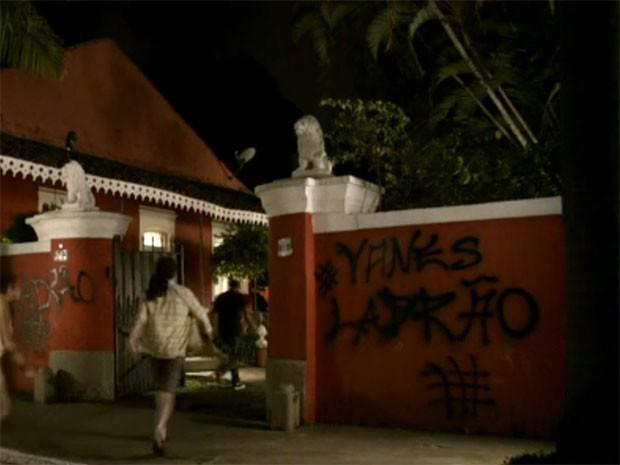 Casa Yanes (Foto: Fato na Rede)