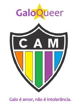Galo Queer (Foto: Reprodução / Facebook)