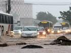 Mais de 50 cidades do MA voltam ao estado de atenção por chuva forte