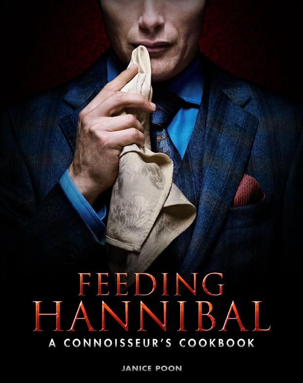 Capa do livro Feeding Hannibal (Foto: Divulgação)