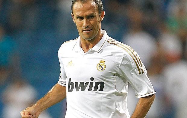 Ricardo Carvalho no Real Madrid (Foto: Getty Images)