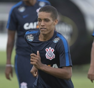 Pedrinho Corinthians (Foto: Daniel Augusto Jr. / Agência Corinthians)