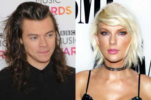 Harry Styles e Taylor Swift (Foto: Getty Images)