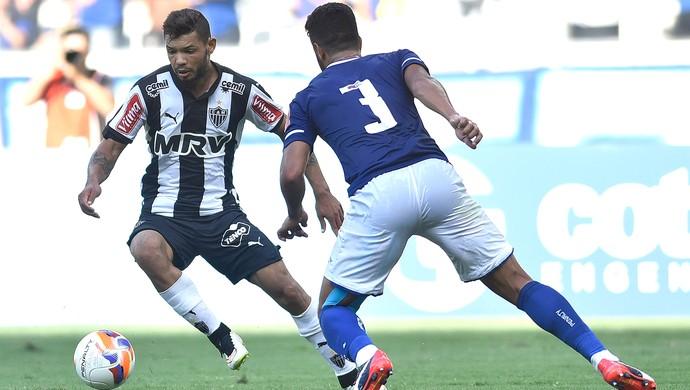 Cruzeiro X Atlético-mg (Foto: Douglas Magno)