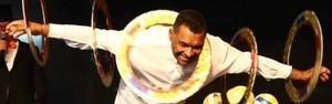 Agudos apresenta espetáculo circense '360 graus'