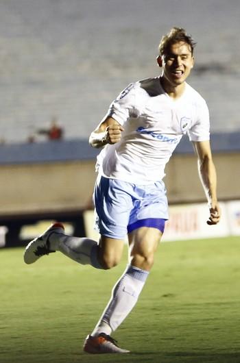Keirrison; Atlético-GO x Londrina (Foto: Estadão Conteúdo)