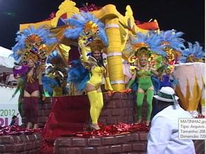 carnaval tucuruí (Foto: Divulgação)