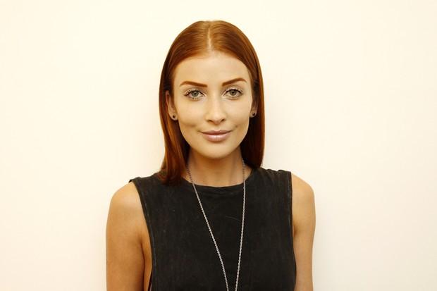 Rárika Acler, modelo da Joy Models (Foto: Celso Tavares/EGO)