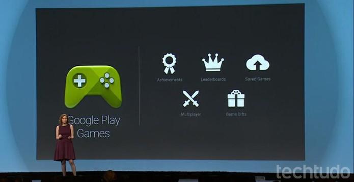 Google Play Games: será possível continuar jogos em diferentes aparelhos (Foto: Reprodução / Google)