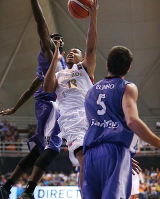 Mogi x Guaros - Semifinal - Liga Sul-Americana de Basquete (Foto: FIBA Americas)