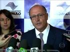Filho e neta do governador de São Paulo escapam de tiroteio