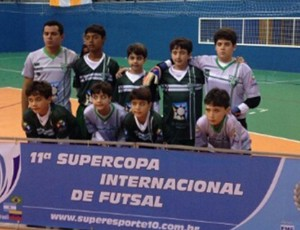 benfica, futsal, copa sub-11, paraíba (Foto: Divulgação / Benfica Futsal)