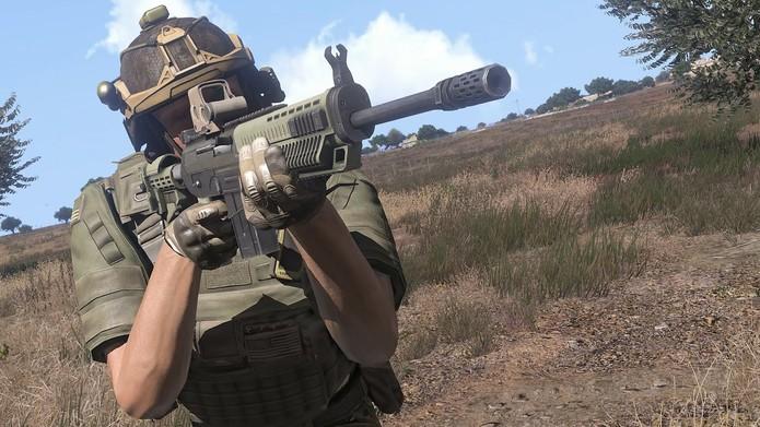 Arma 3 (Foto: Divulgação/Bohemiam Software)