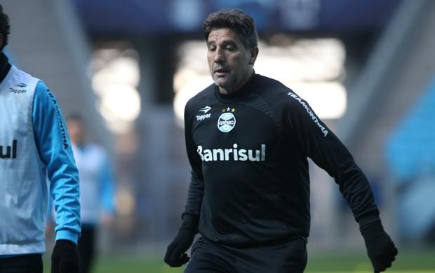 Renato foi destaque do rachão do Gre-Nal (Foto: Cristiano Oliveski / Grêmio FBPA)