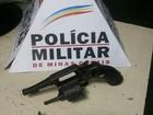 Adolescentes são detidos após troca de tiros com a PM em Cláudio