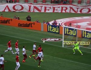 Inter x Fluminense