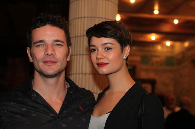 Daniel de Oliveira e Sophie Charlotte (Foto: Claudio Andrade / Foto Rio News)