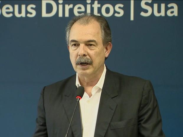 Aloizio Mercadante GloboNews