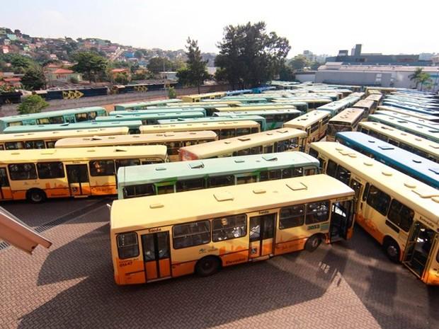 BHTrans divulga relatório sobre transporte coletivo (Foto: Alex de Jesus/O Tempo/Estadão Conteúdo)
