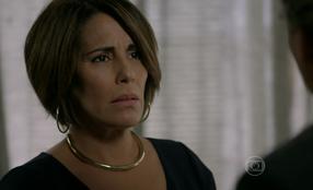 Beatriz descobre que foi enganada por Otávio e Osvaldo
