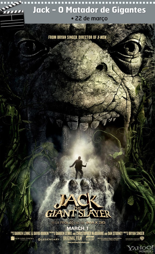 Jack - O Matador de Gigantes (Foto: Reprodução/Arte Jennifer Defensor)