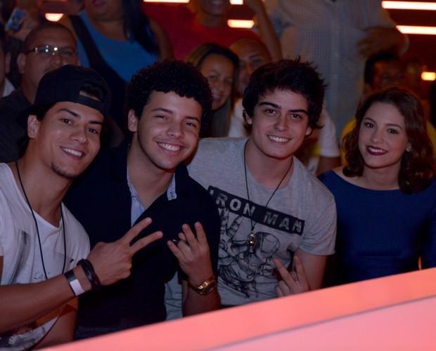 Malhação (Foto: Camila Serejo/TV Globo)