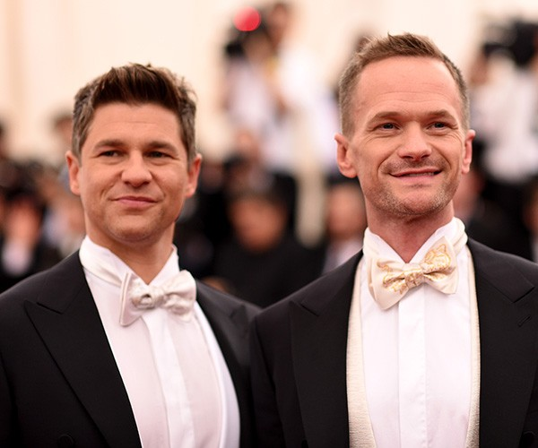 Neil Patrick Harris e David Burtka (Foto: Getty Images)
