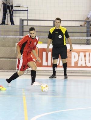 Mogi volta a jogar nesta quinta-feira contra o São Bernardo (Foto: Thiago Fidelix)