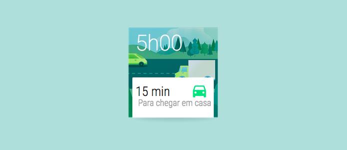 Veja quanto tempo leva para chegar em qualquer lugar (Foto: Divulgação)