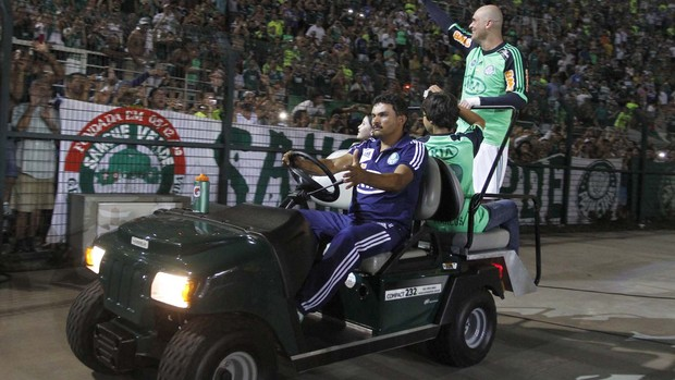 Marcos Palmeiras (Foto: Gustavo Tilio / globoesporte.com)