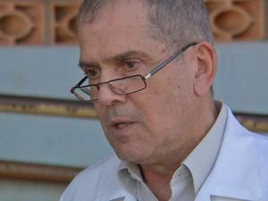 Médico disse que corre risco de responder a processo do CRM (Foto: Reprodução TV Morena)