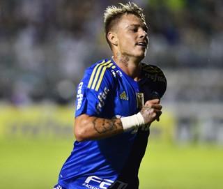 Róger Guedes Palmeiras (Foto: Marcos Ribolli)