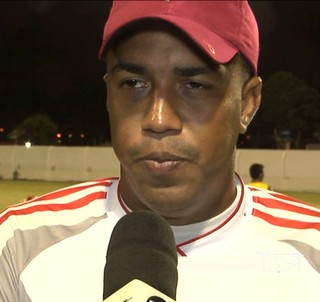 Marcelo Salles - técnico Imperatriz (Foto: Reprodução/TV Mirante)