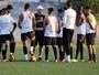 Após tropeço no Brasileiro, sub-20 do Santos encara o Cotia pelo Paulista