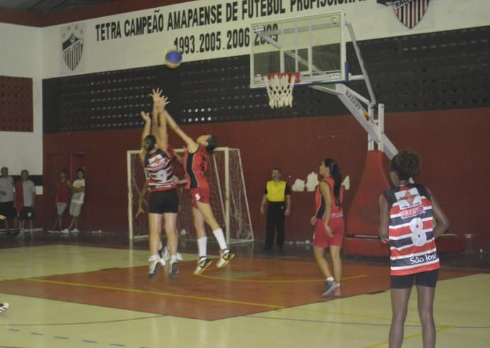 basquete feminino (Foto: Jonhwene Silva/GE-AP)