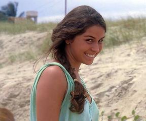 Giovanna Antonelli aos 18 anos na novela Tropicaliente (Foto: Divulgação Globo)
