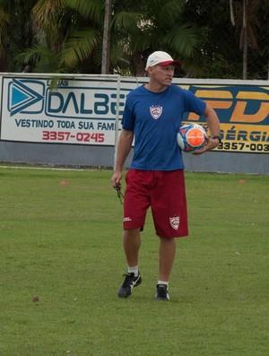 Sílvio Criciúma Atlético Ibirama (Foto: Orlando Pereira/Atlético-IB)
