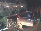 Acidente na BR-365 mata dois passageiros de veículo em MG