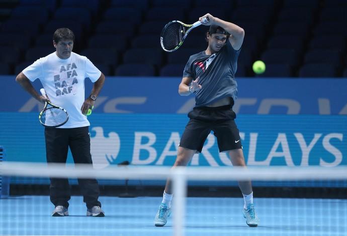 tenis toni nadal rafael nadal atp finals 2013 (Foto: Getty Images)