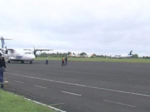 Aeroporto conta com nova grade de vôos (Foto: Reprodução/TV Integração)