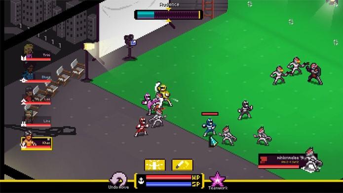 Chroma Squad (Foto: Divulgação)