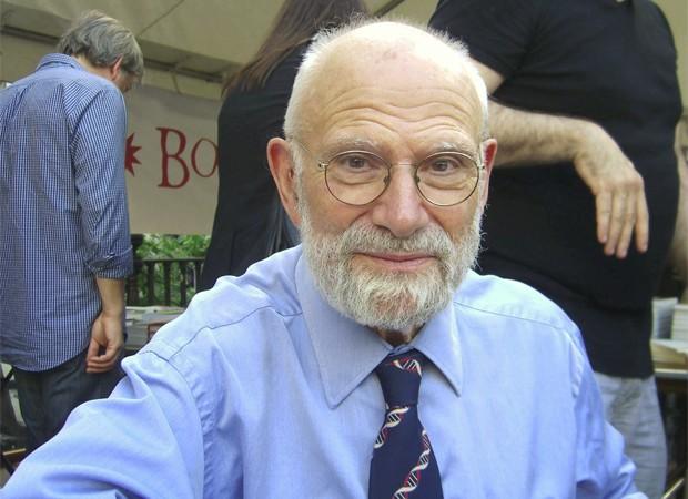 O professor de neurologia da Universidade de Columbia, Oliver Sacks (Foto: Luigi Novi/Wikicommons)