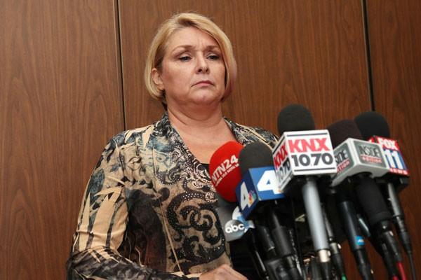 Samantha Geimer foi abusada sexualmente por Polanski aos 13 anos de idade (Foto: Getty Images)
